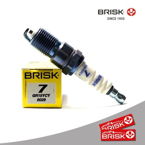 Foto Produk Busi Mobil Brisk A-line 7 dari PT Brisk Busi Indonesia