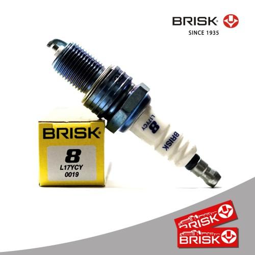 Foto Produk Busi Mobil BRISK A-line 8 dari PT Brisk Busi Indonesia