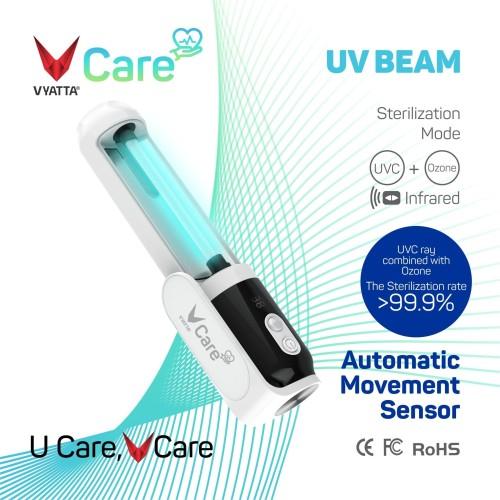 Foto Produk VCare Beam - Sterilizer UV C + Ozone (Bacteria, Virus, Germs Killer) dari VYATTA INDONESIA