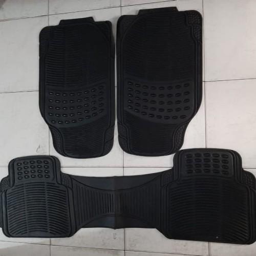 Foto Produk Karpet Karet Hitam 3 Potong Mobil Datsun Go dari CADSHOP