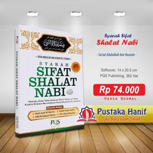 Foto Produk Buku Syarah Sifat Shalat Nabi Syaikh Albani dari Pustaka Hanif