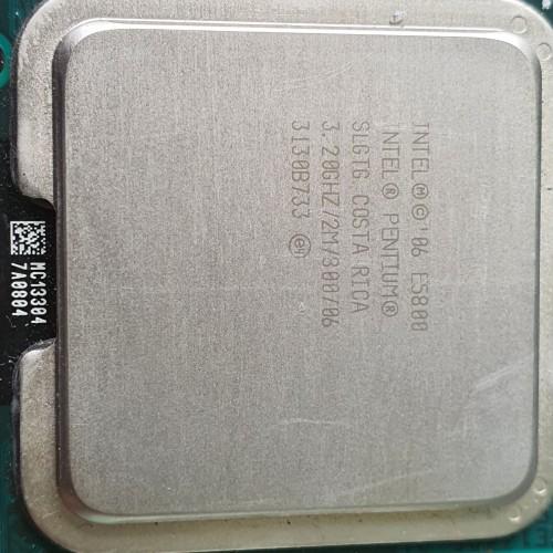Foto Produk PROCESSOR E5800 @3.2GHZ SOKET 775 dari Nica komputindo