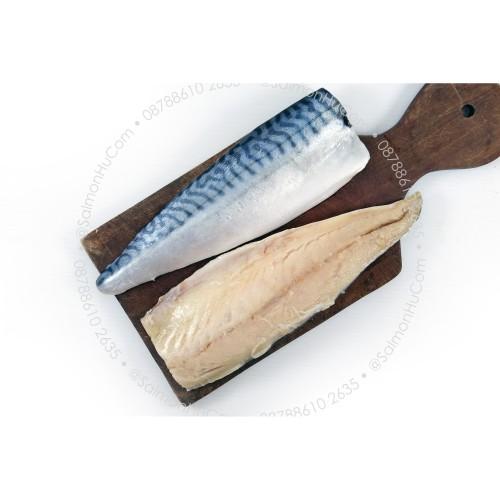 Foto Produk Ikan Saba / Makarel / Mackerel Fillet - Daging Tebal Kualitas Super dari Salmon Hu Jakarta