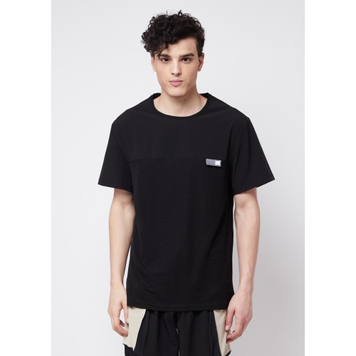 Foto Produk Kaus Pria resilen Ultimate Utilitarian T-shirt Black - S dari resilen