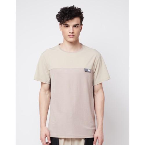 Foto Produk Kaus Pria resilen Ultimate Utilitarian T-shirt Beige - S dari resilen