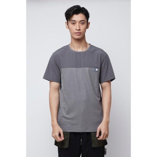 Foto Produk Kaus Pria resilen Ultimate Utilitarian T-shirt Grey - S dari resilen
