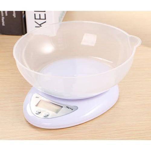 Foto Produk Timbangan Dapur Digital B05 Kitchen Scale Mangkok Kue 5 Kg Electronic dari ChinaTown