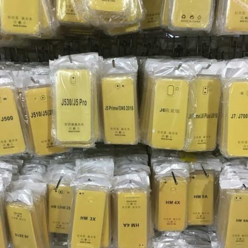 Foto Produk SOFTCASE ANTICRACK SEMUA TIPE HP dari Giant Case Store