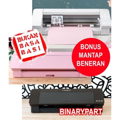 Foto Produk mesin cutting sticker silhouette cameo 4 dari BINARY-PART
