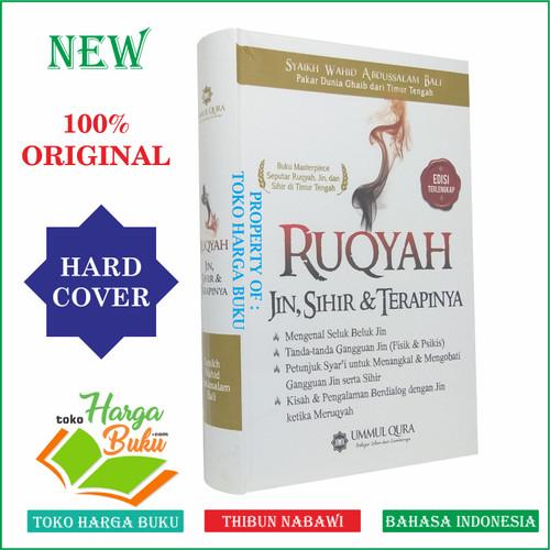 Foto Produk Ruqyah Jin, Sihir dan Terapinya - Wahid Abdussalam Bali dari Toko Harga Buku