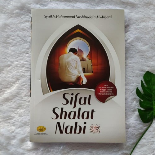 Foto Produk Sifat Shalat Nabi - Syaikh Al Albani dari Terjemah Kitab