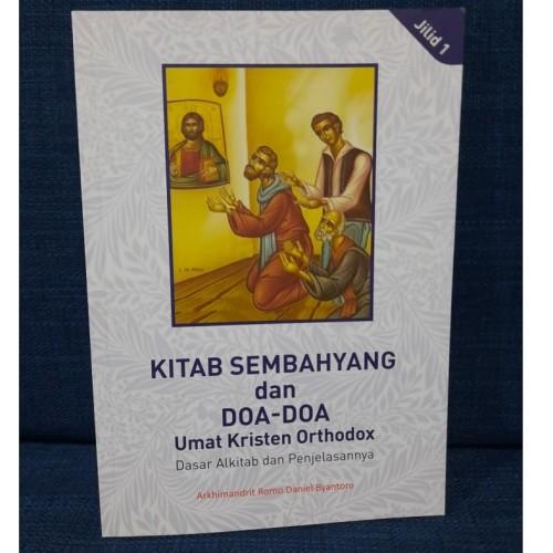 Foto Produk Kitab Sembahyang dan Doa-Doa Umat Kristen Orthodox dari NatShop28