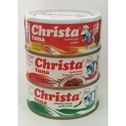 Foto Produk Christa Tuna Asian Delight dari Christa Tuna Official
