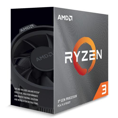 Foto Produk AMD Processor RYZEN 3 - 3100 BOX dari silicon ONE Computer