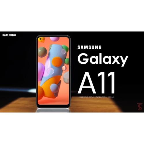 Foto Produk Samsung Galaxy A11 3/32 Ram 3gb Rom 32gb Garansi Resmi dari Nic-cell