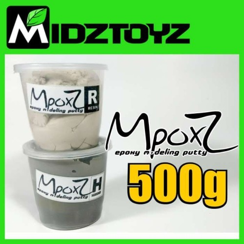 Foto Produk MpoxZ Epoxy putty 500g dari Midztoyz