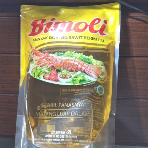 Foto Produk Bimoli Minyak Goreng 2 Ltr dari Ronald Mobilindo Gold