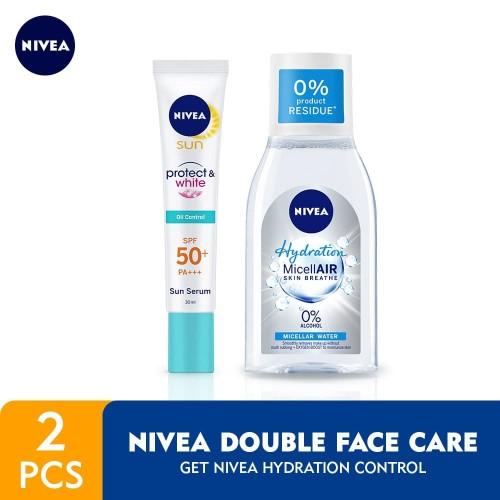 Foto Produk NIVEA Double Face Care - Hydration Control dari NIVEA Official