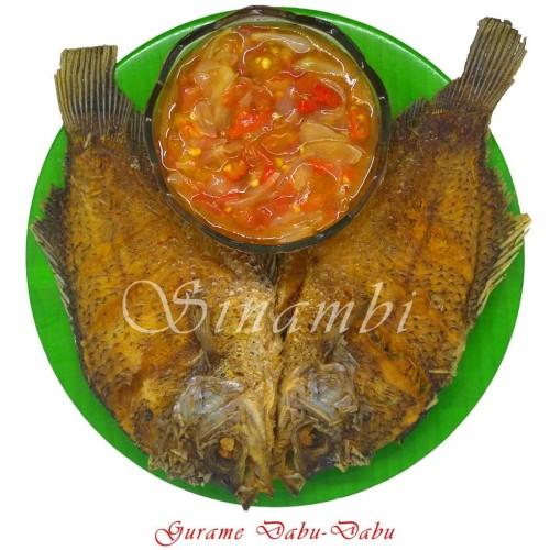 Foto Produk Gurame Dabu Dabu dari Sinambi Kuliner