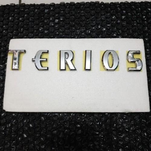 Foto Produk engine hood emblem kap mesin TERIOS dari toko#dirumahaja