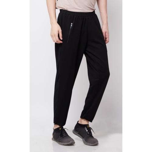 Foto Produk Celana Panjang Pria resilen Everyday Male Black Training Pants - XS dari resilen