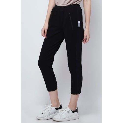 Foto Produk Celana Panjang Wanita resilen Everyday Woman Black Training Pants - M dari resilen