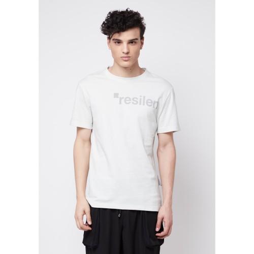 Foto Produk Kaus Pria resilen Science of Resilience White T-shirt - L dari resilen