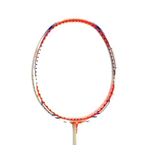 Foto Produk Hart Light Max 79 Raket Badminton - White/Neon Orange/Silver dari Hart Badminton Indonesia