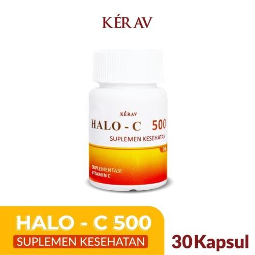 Foto Produk KERAV - Halo C 500 dari Kusuma Beauty