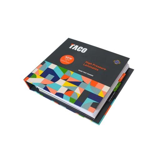 Foto Produk Katalog Book High Pressure Laminates (HPL) TACO 2019 dari Taco Official Store