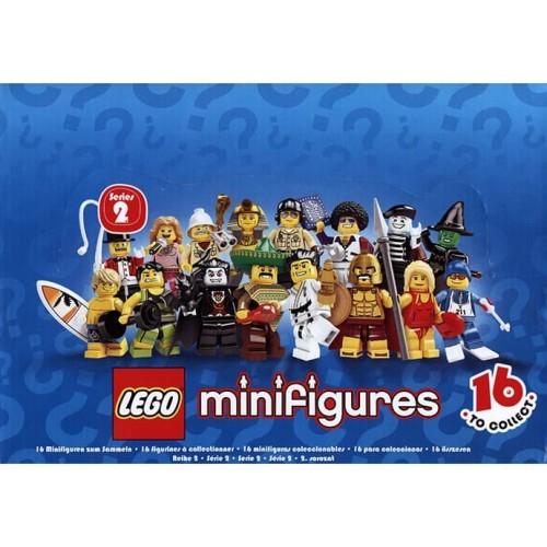 Foto Produk Lego Minifigures Series 2 (Complete Set - 16 pcs) dari Melody Shop