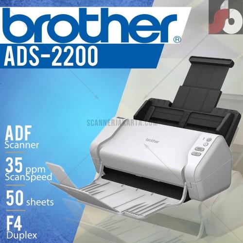 Foto Produk scanner brother ADS 2200 dari scanner bandung