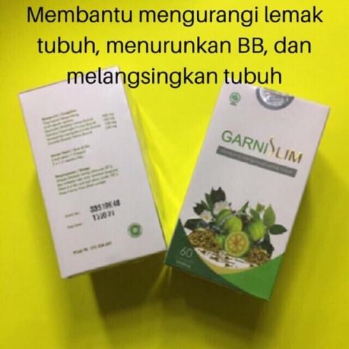 Jual Garnislim Herbal Penurun Berat Badan Pelangsing Kota Bandung Novirshop2 Tokopedia