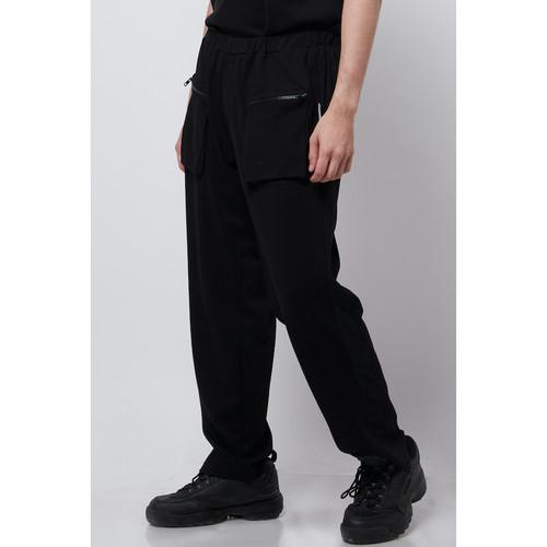 Foto Produk Celana Panjang Kasual Pria resilen Racing Pants Black - L dari resilen
