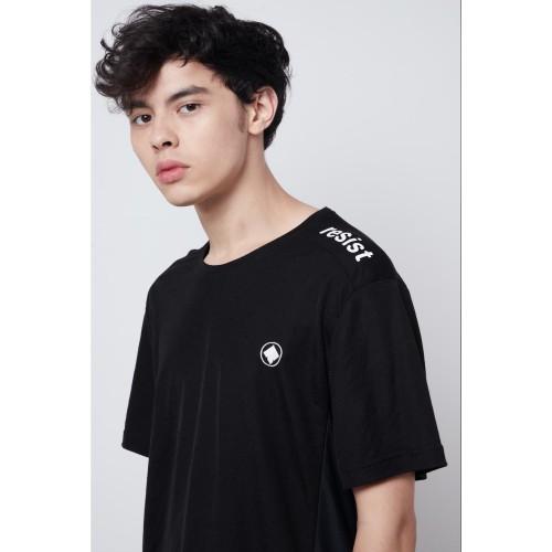 Foto Produk Kaus Pria resilen Racing T-shirt Black - XS dari resilen
