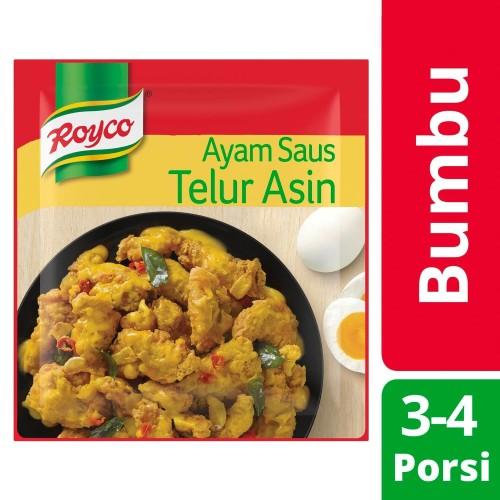Foto Produk Royco Bumbu Siap Pakai Ayam Saus Telur Asin 22G dari Unilever Official Store