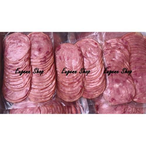 Foto Produk Smoked HAM Babi 1 kg KHUSUS GOJEK GRAB dari EugeneshopNN
