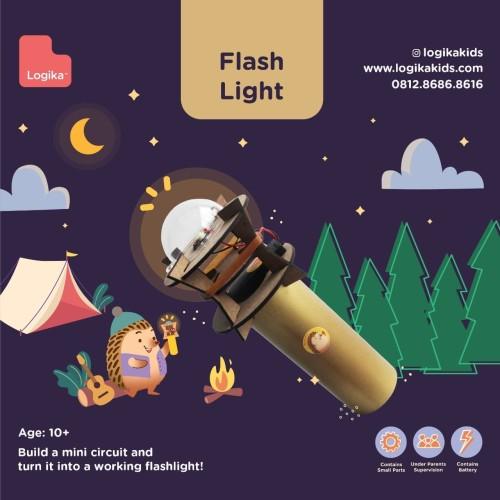 Foto Produk Mainan Edukasi Anak - Flash Light dari LogikaKids