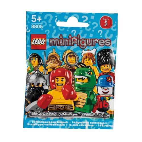 Foto Produk Lego Minifigures Series 5 (Complete Set - 16 pcs) dari Melody Shop