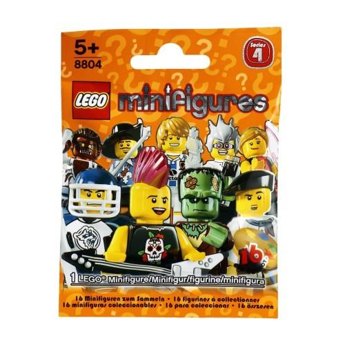 Foto Produk Lego Minifigures Series 4 (Complete Set - 16 pcs) dari Melody Shop
