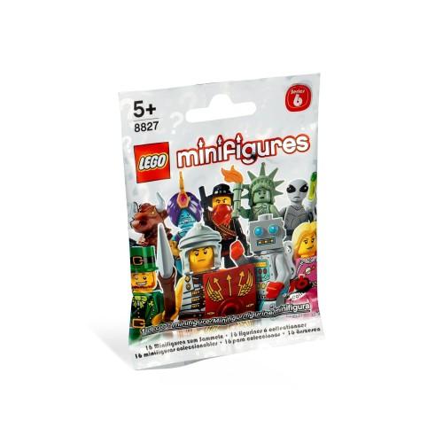 Foto Produk Lego Minifigures Series 6 (Complete Set - 16 pcs) dari Melody Shop
