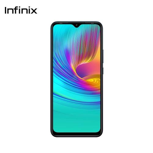 Foto Produk Infinix Hot 9 Play Smartphone - 2/32GB - Garansi Resmi - Cyan dari Gadhet-Holic