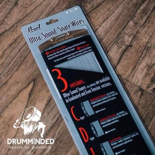 "Foto Produk Pearl Ultrasound Snare Wire 14"" 42 SN-1442C dari drumminded"