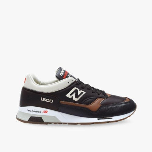 New Balance M1500 Lifestyle Made In Uk Mens Sneakers - Hitam 6