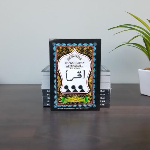 Foto Produk Buku IQRO Bendel Kecil dari Fatimah Bookstore