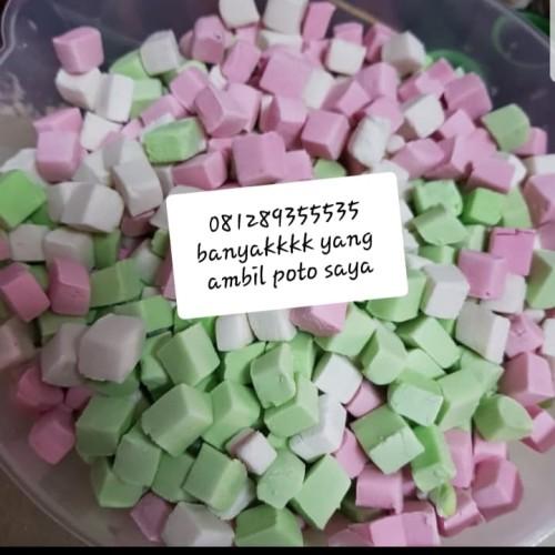 Foto Produk pacar cina dadu warna 1kg dari Xiao mei xiang