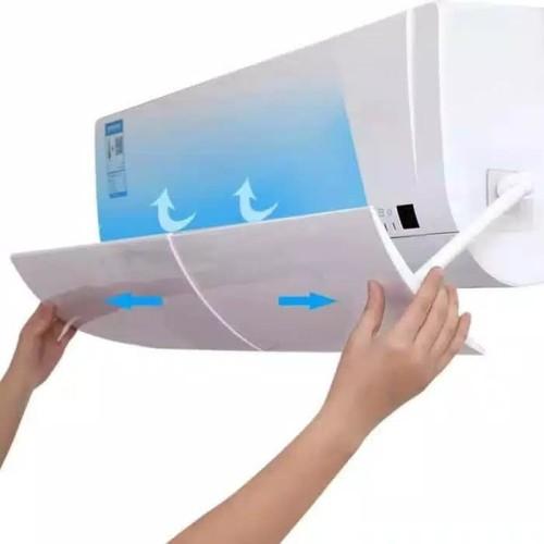 Foto Produk Reflector/Reflektor/Acrylic/Akrilik/Penahan angin/Air screen cover AC dari MT Ponsel