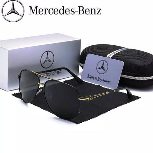 Foto Produk Kacamata Mercedes Benz Polarized Anti UV 779 dari ambarawa7