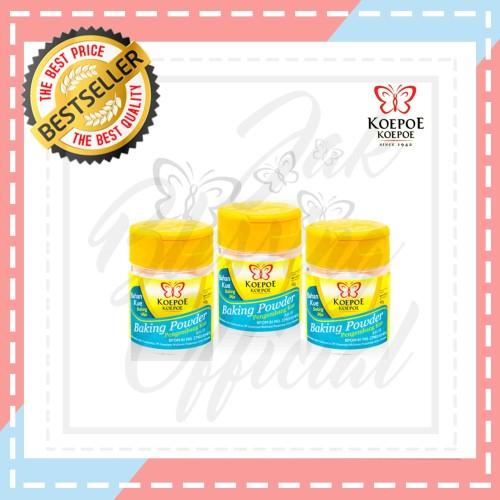 Foto Produk Baking Powder | Pengembang Kue | Koepoe - Koepoe 45g dari Jak Blessing Official