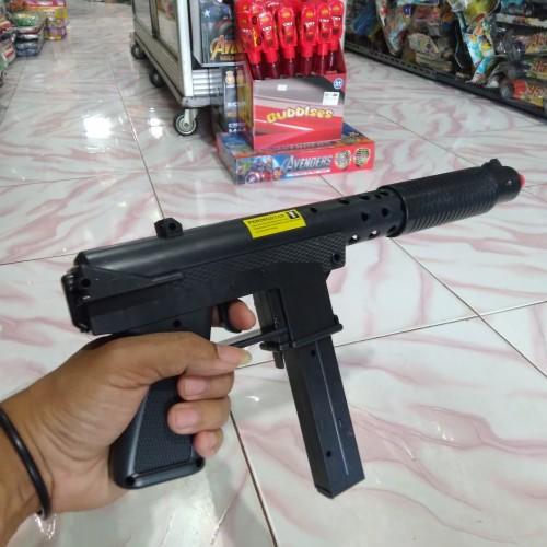 Foto Produk Tembakan Mainan Airsoftgun M306 dari Bang izal Toys